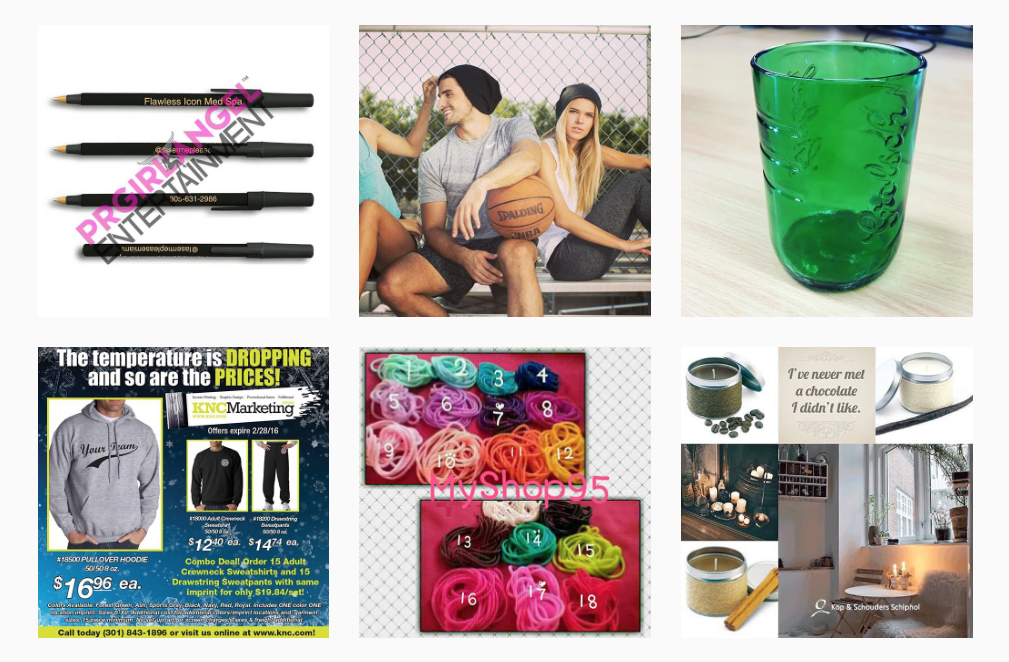 promotionalproducts instagram