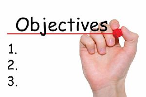 Objectives list